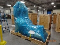 Machine Wrapping - Electrical Contractors